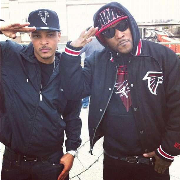 T.I and Young Jeezy