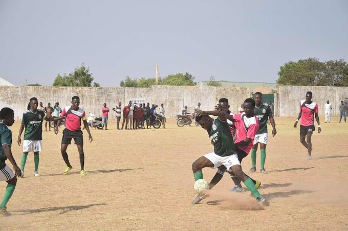 Adamu Yola Cup: Balanga teams battle for final tickets with All Stars and Bare City
