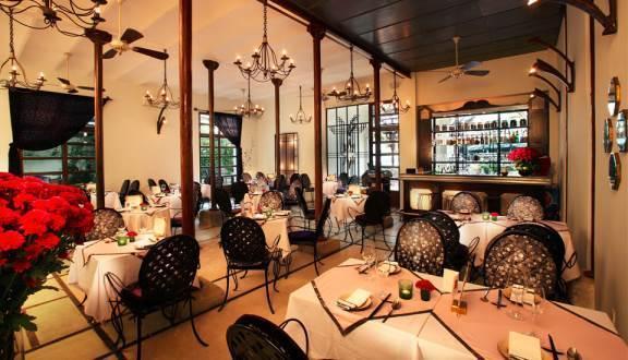 Nhà hàng tại Thái Bình
