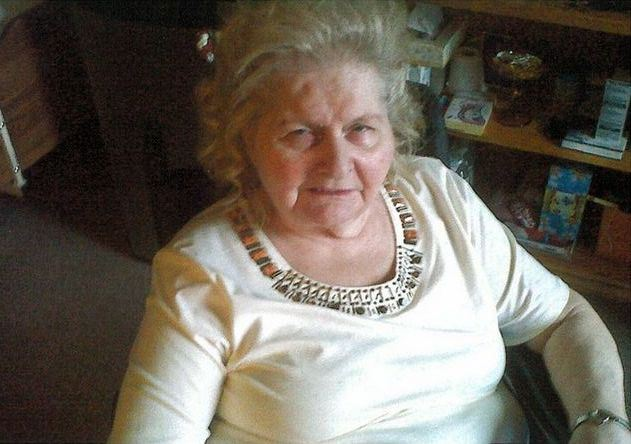 74-year-old Violet McDonald, who has since died but was a resident at a government-funded care centre in Calgary.