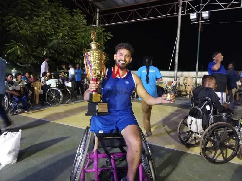 Image result for Centre for Disability Sports at Gwalior