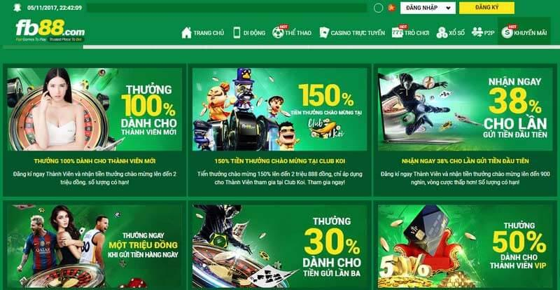 Đánh giá về Casino Fb88.com | Casino-Viet