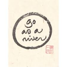 Image result for go as a river thich nhat hanh
