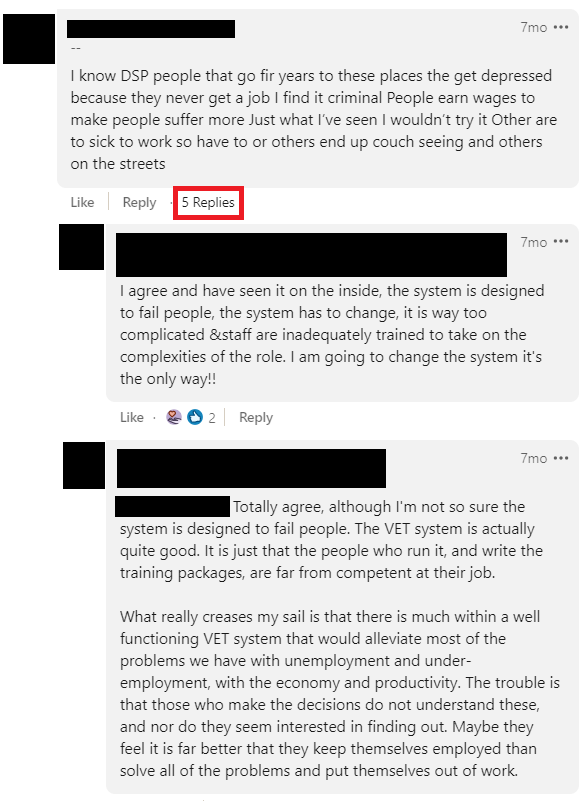 Insightful LinkedIn comments: A conversation that attracts more eyeballs