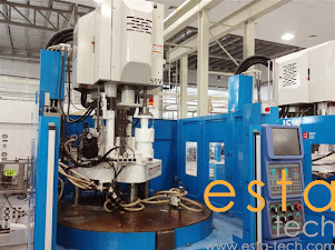 JSW JT700RELIII-55V (2006) - All Electric Rotary Vertical Plastic Injection Moulding Machine