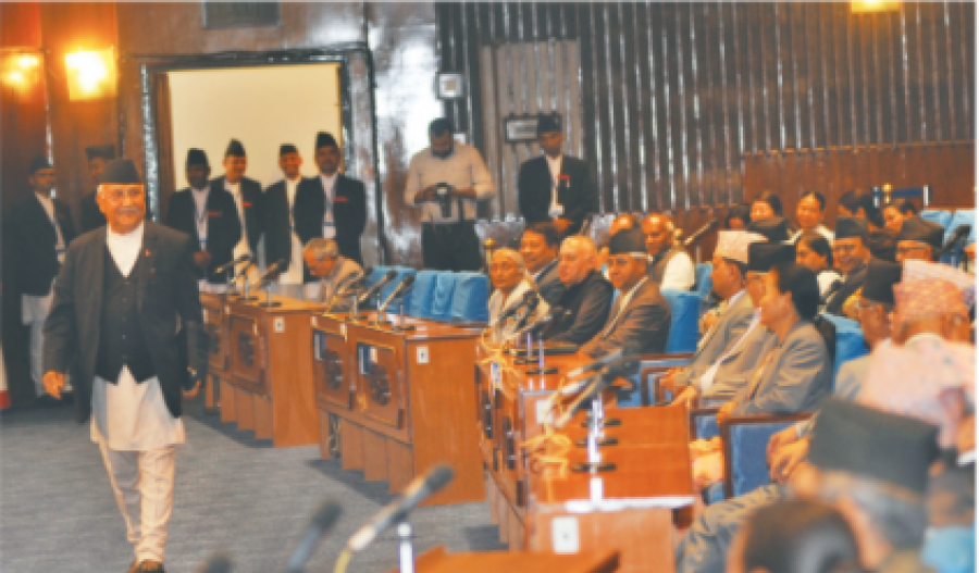 In a midnight drama, Nepal President dissolves House and calls polls for November 12 and 19