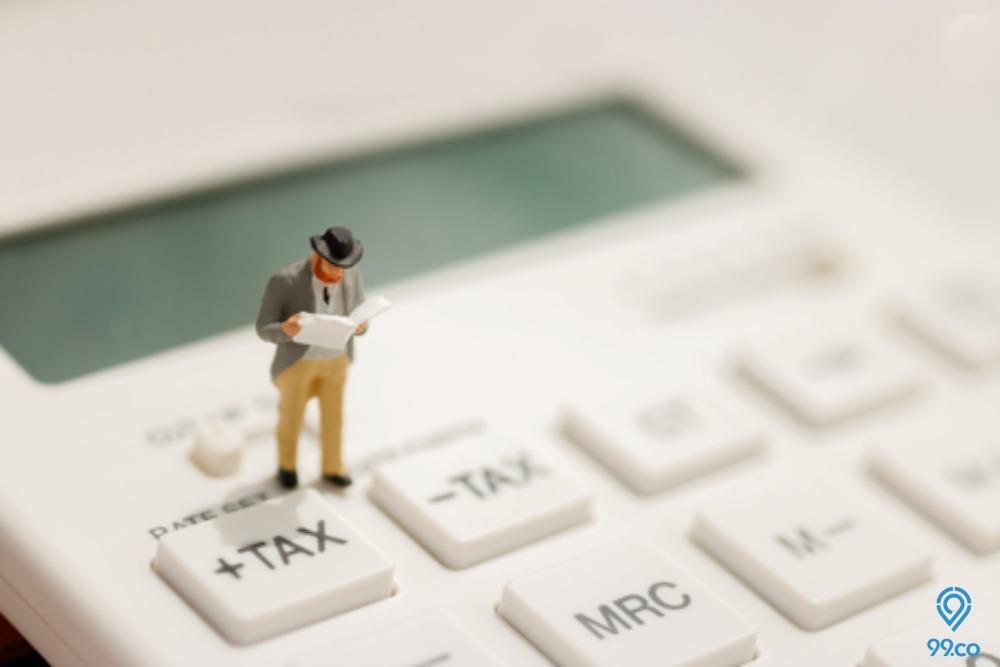 pajak beli rumah