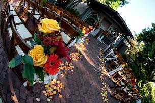 El Adobe Colorful Wedding