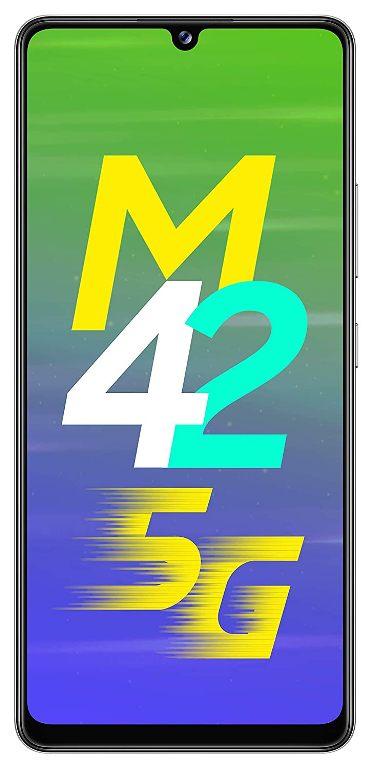 Samsung Galaxy M42 5G Smartphone In India