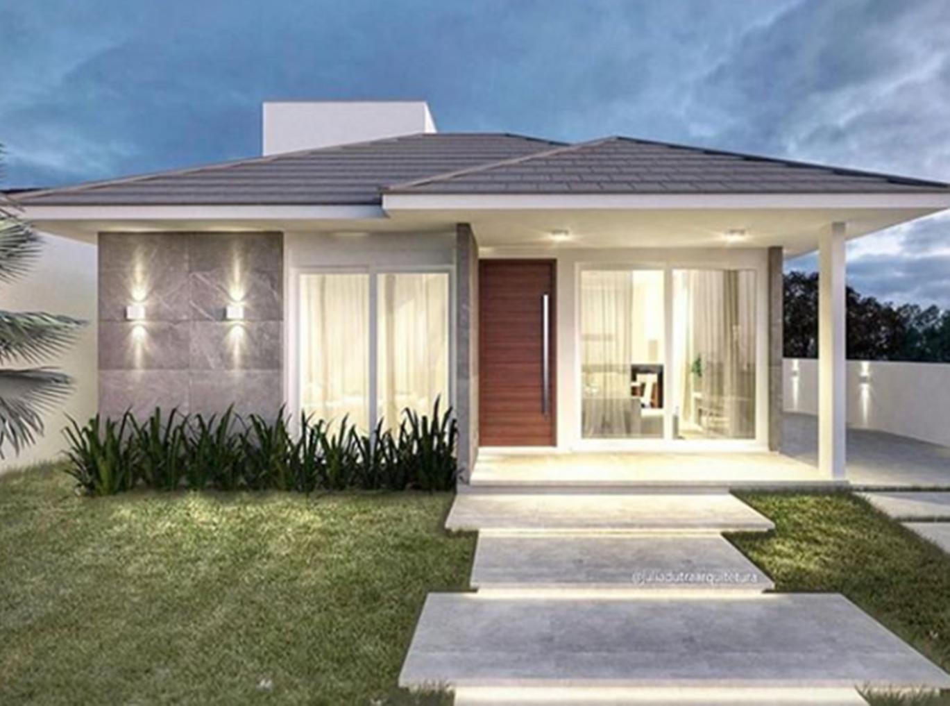 Terbaru Ini 11 Desain Bentuk Rumah Sederhana Tapi Elegan
