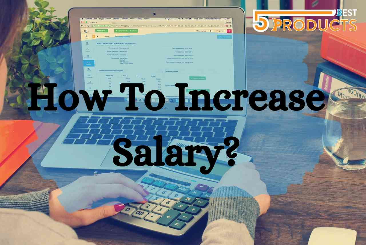 How to increase salary
