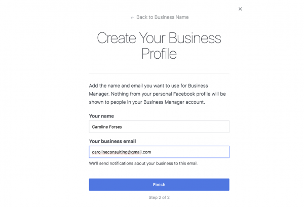 Apa itu Facebook Business Manager