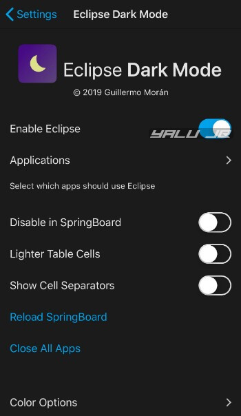 2019 EDRAW MAX REVIEW : Eclipse 12 – System-wide Dark Mode