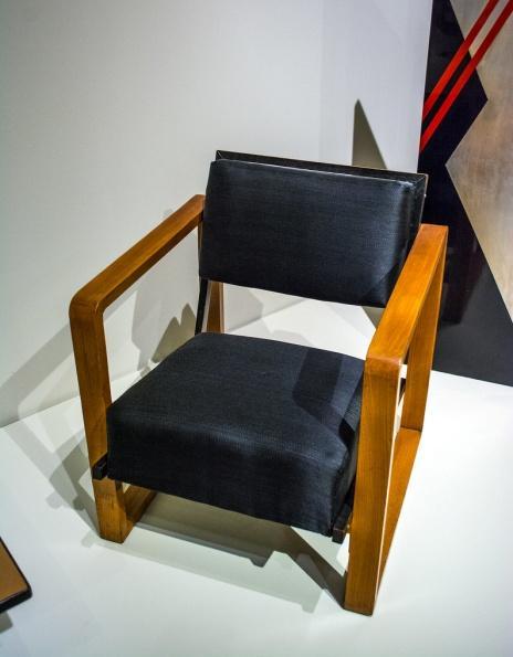 armchair - Josef Albers   Armchair by Josef Albers on displa…   Flickr