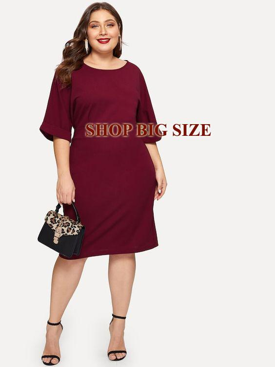 Shop big size – cung cấp đầm đẹp