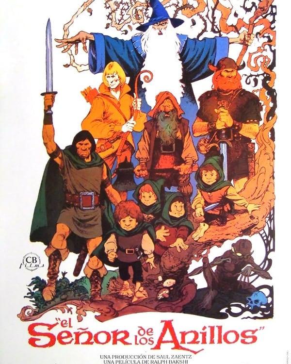 El señor de los anillos (1978, Ralph Bakshi)
