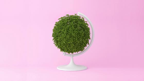 Minimalism Plant Icon
