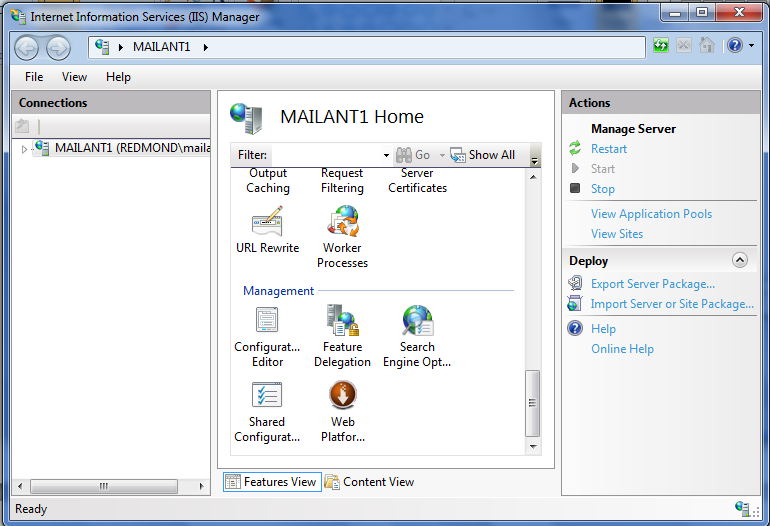 Microsoft SEO Toolkit