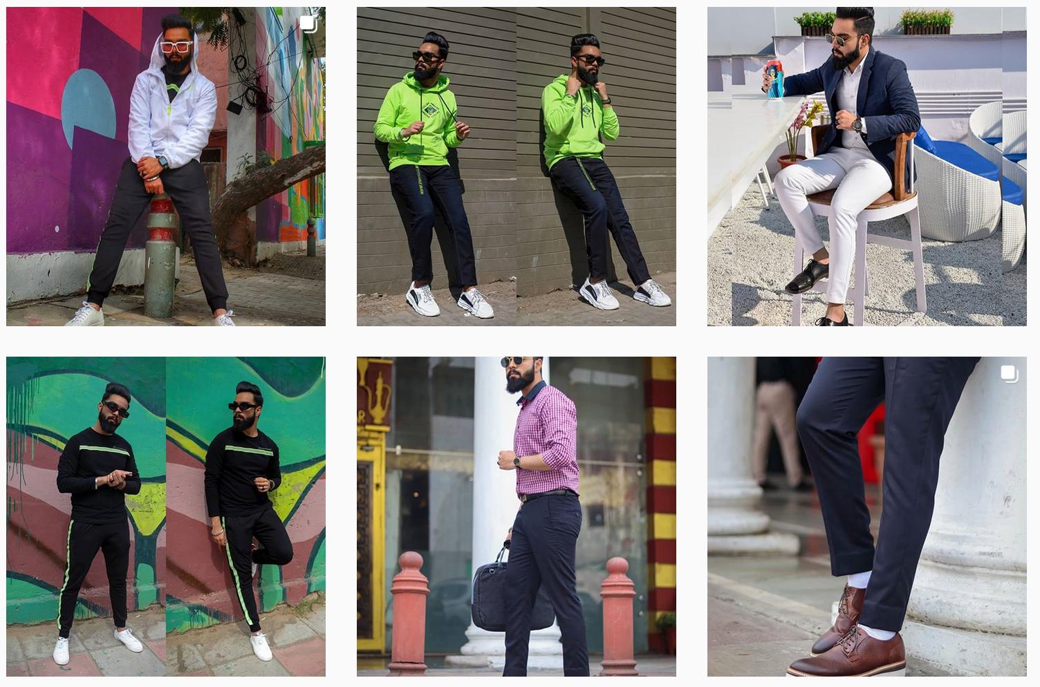 Sudhanshu Verma | Men's Fashion Guru