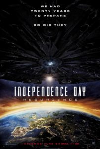 Independence Day Resurgence Theatrical Poster