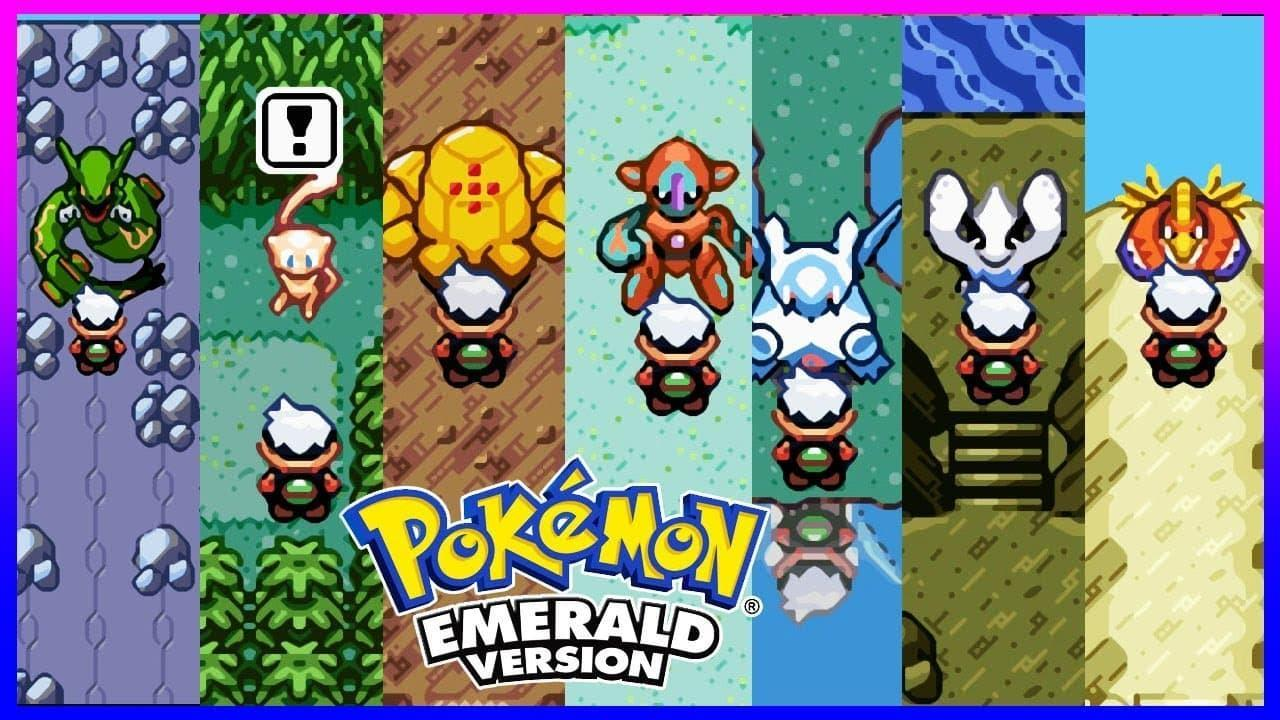 Pokémon Emerald Cheats, Codes, and Hacks - Games Generator