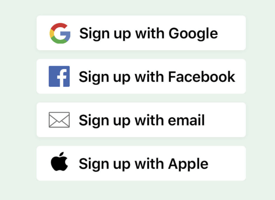 Sign in with Apple, Apple's single sign-on SSO platform