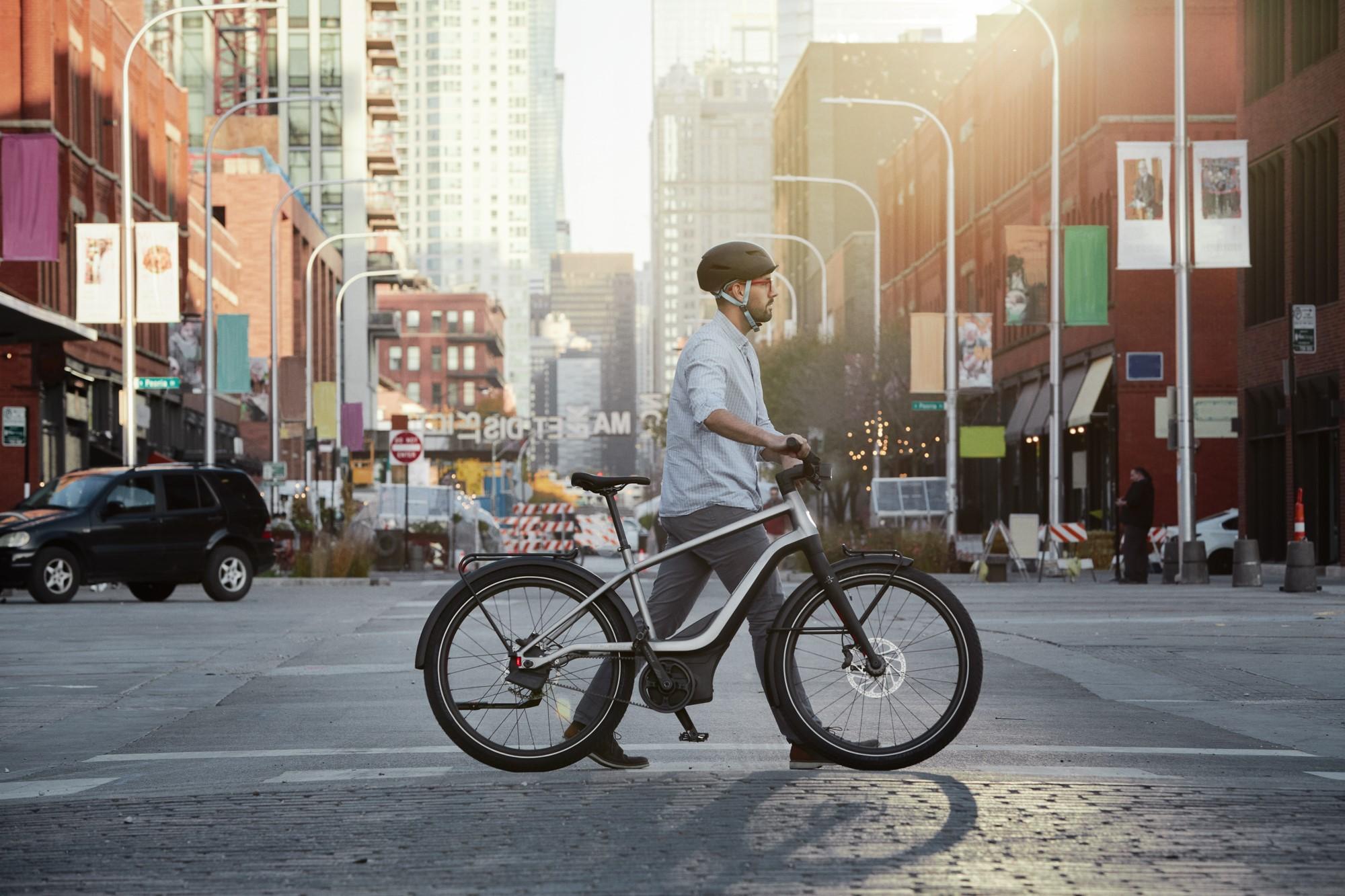 visual artificial intelligence analyzing city street