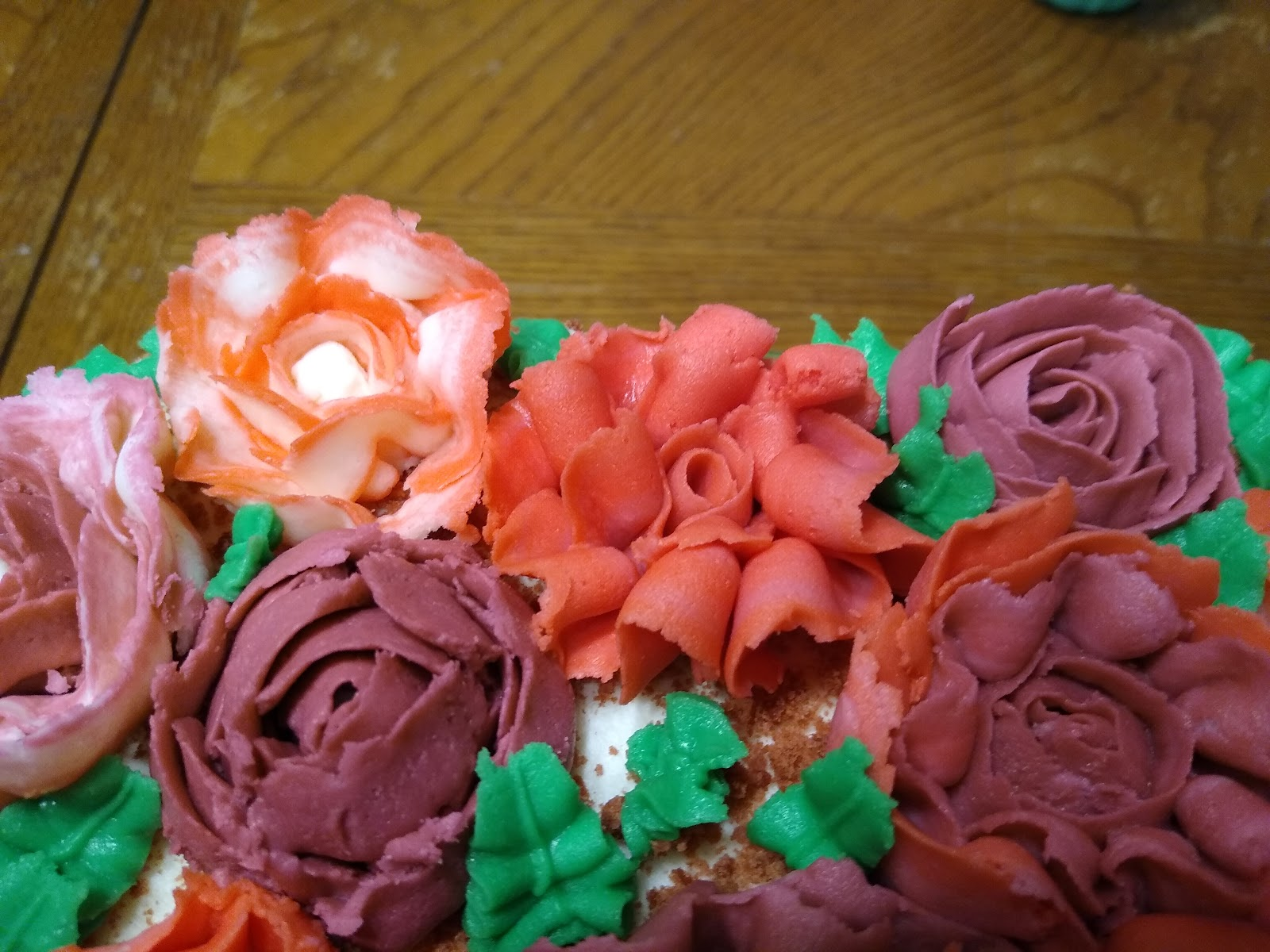 buttercream roses pictures