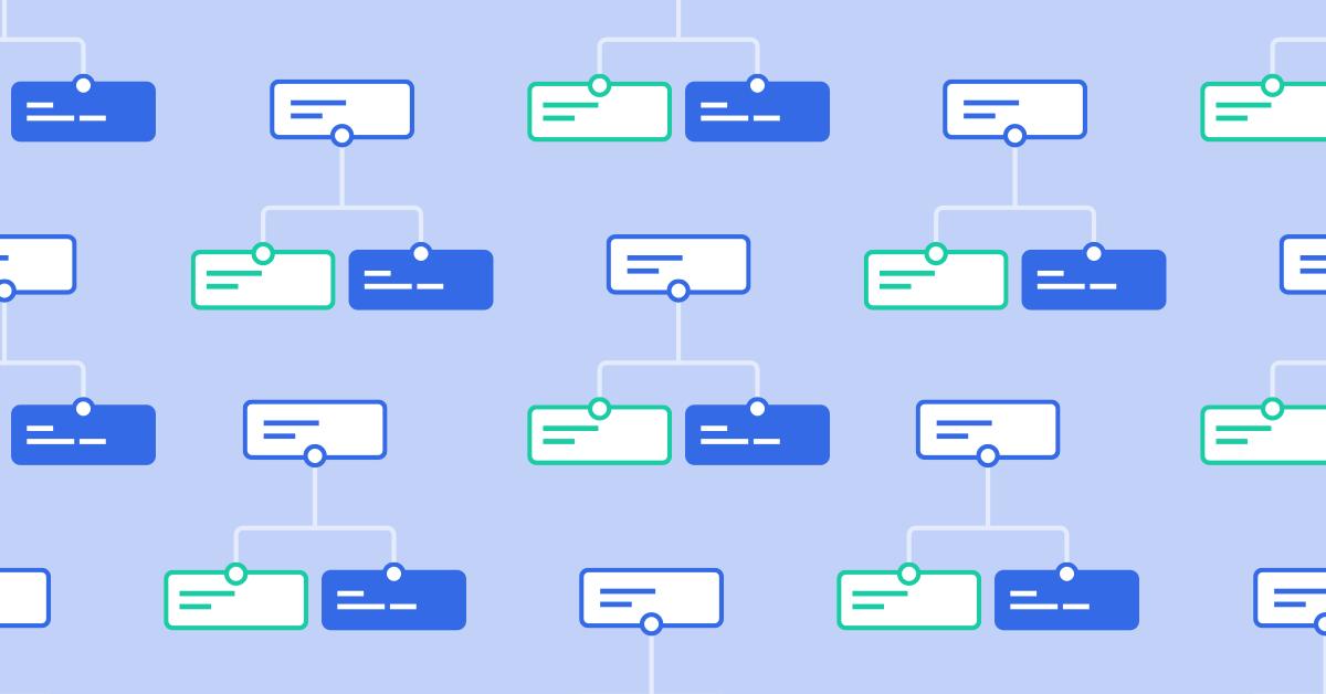 Schéma de séquences d'emails marketing