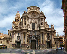 Image result for Murcia Cathedral