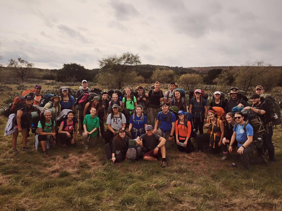 2016-17 North Texas Ambassador team