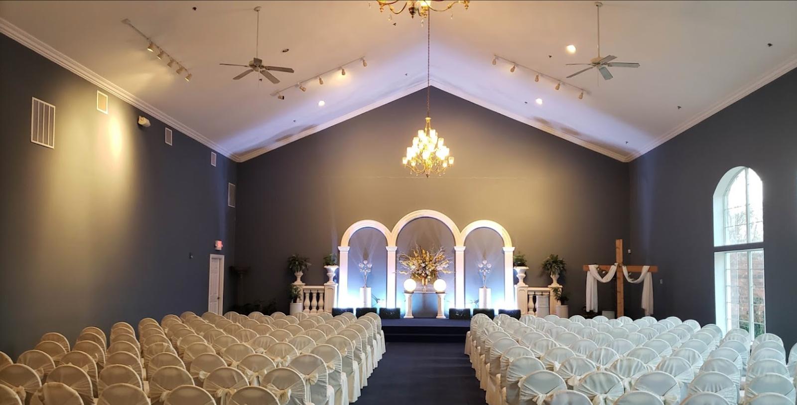 Reflections Venue and Gardens all inclusive wedding venue