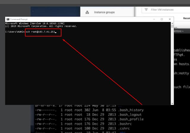 Kết nối SSH đến Server cơ bản với OpenSSH Client