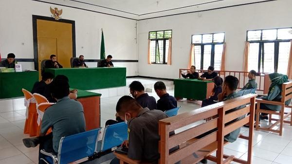Rapat Rutin Bulanan September 2020 Pengadilan Agama Kuala Kurun | (1/12)