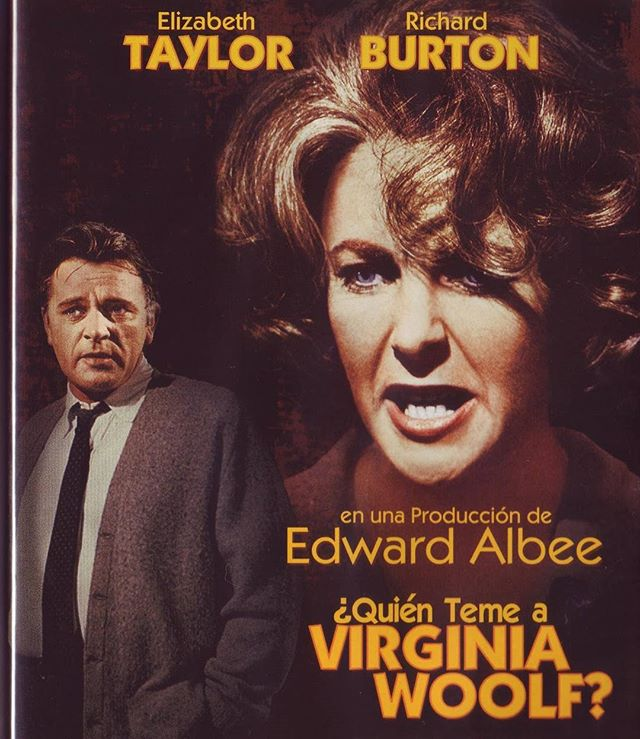 ¿Quién teme a Virginia Woolf? (1966, Mike Nichols)