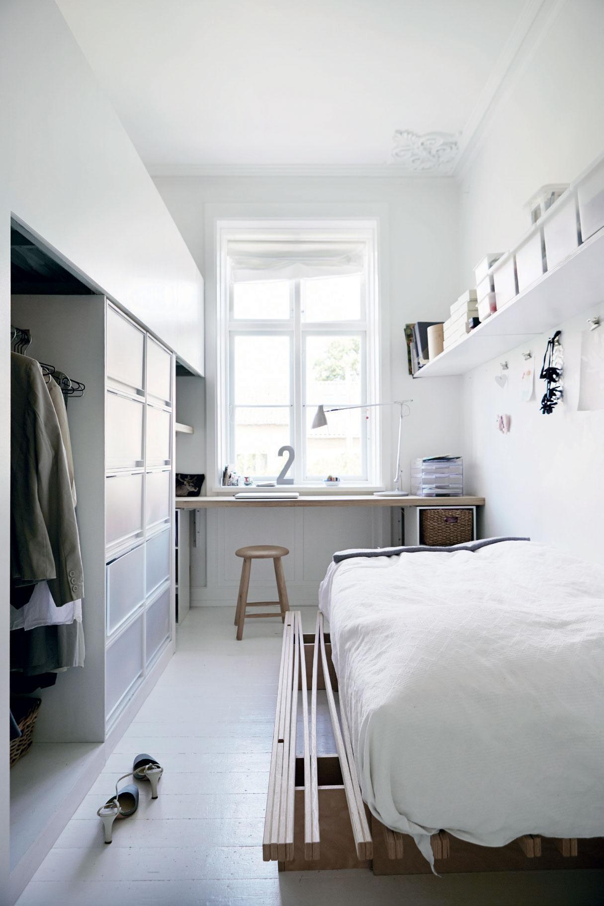 Nội thất phòng ngủ nhỏ đơn giản 1