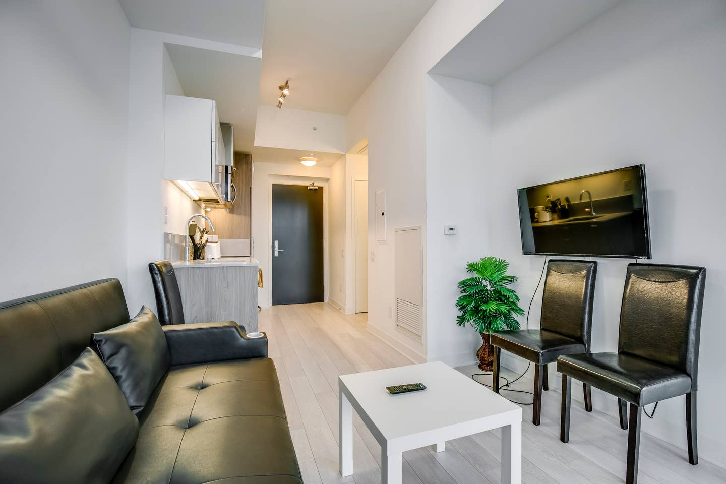 Equipment of Furnished Rentals in Toronto