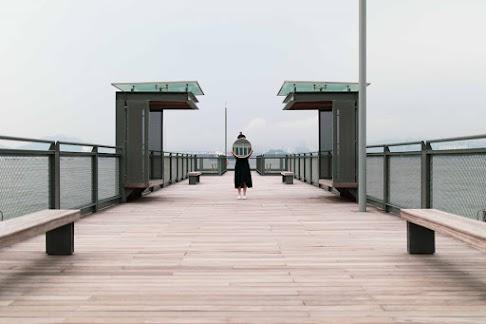 Visions Variable《未來篇》「城市的海」石塘咀     集合時間及地點:中西區海濱長廊西區副食品批發市場入口,近餐廳 (開始前20分鐘集合)