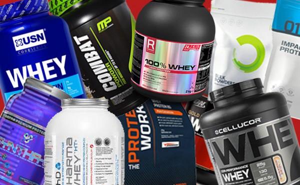 Whey Protein Suplementação