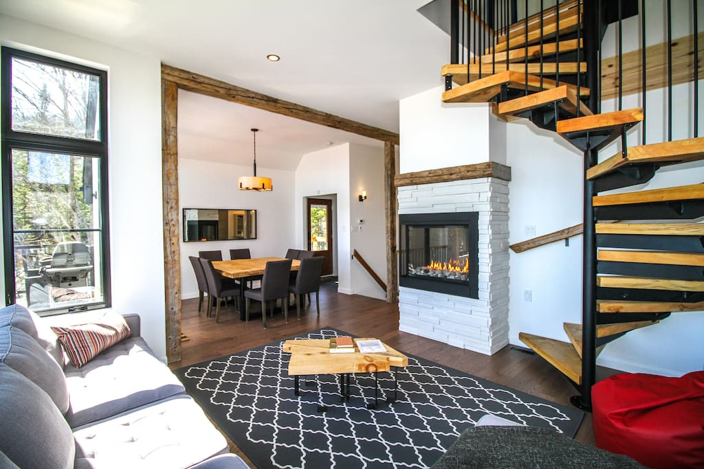 Cottages for rent in Charlevoix #2