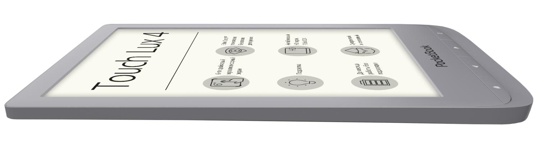 особливості Touch Lux 4 Silver