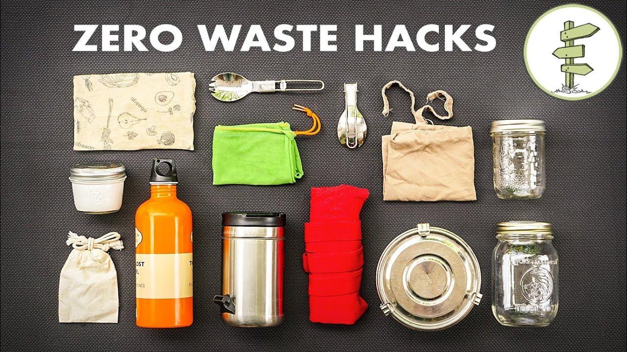 Zero waste product là gì  Lối sống văn minh Zero waste