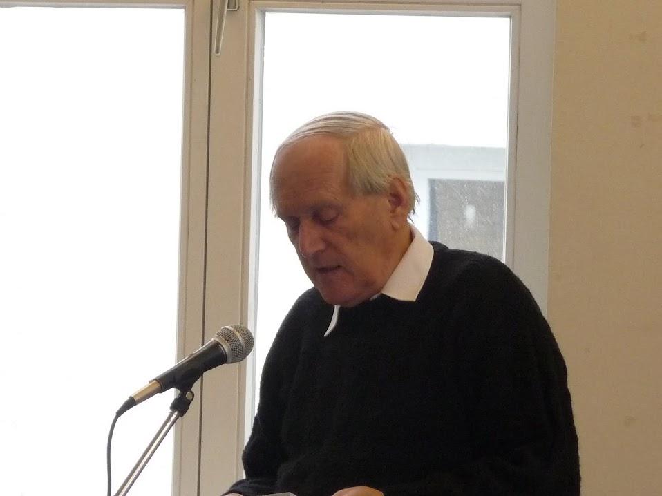 Bistey András, egykori tanítvány