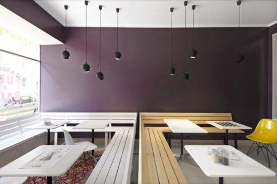 thiết kế nội thất quán cafe tại hải phòng