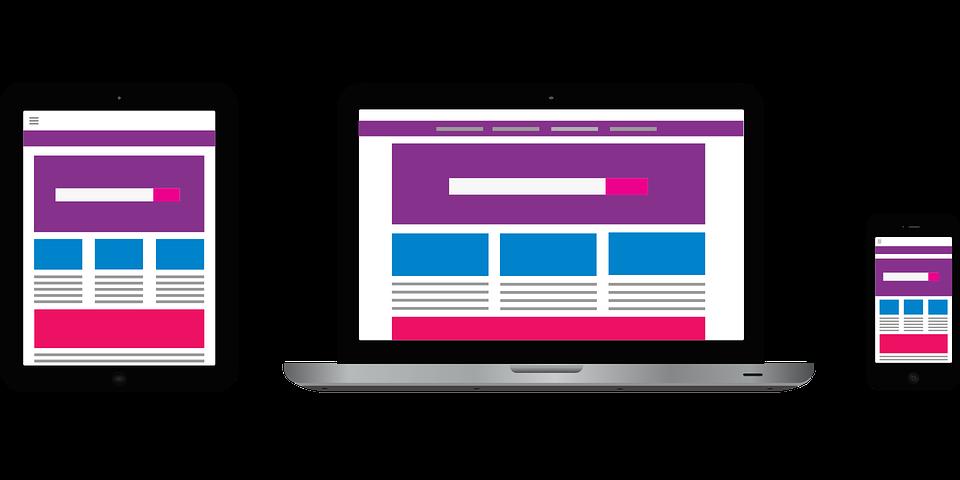 Description: Mobile Devices, Website, Mockup, Web, Web Design