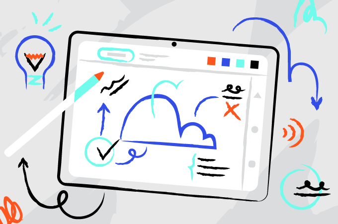 7 reasons online whiteboards beat the real thing | Cacoo