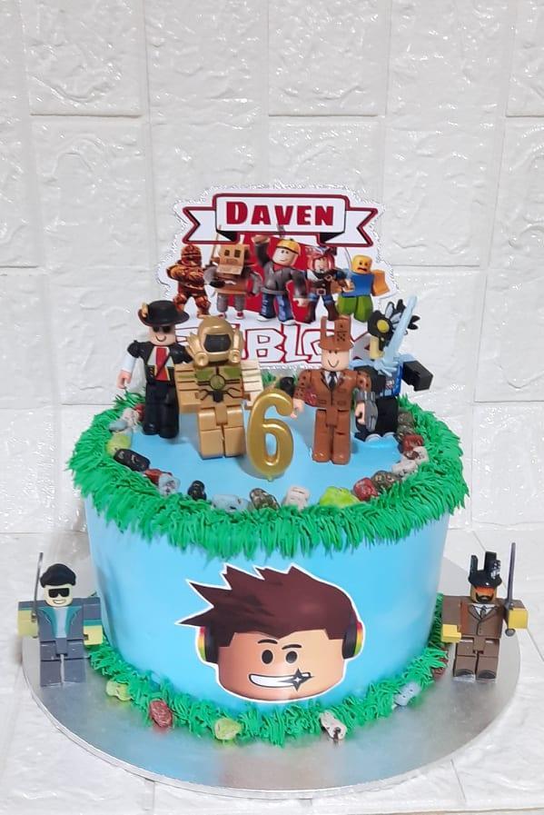 Roblox themed Cakes Davao City