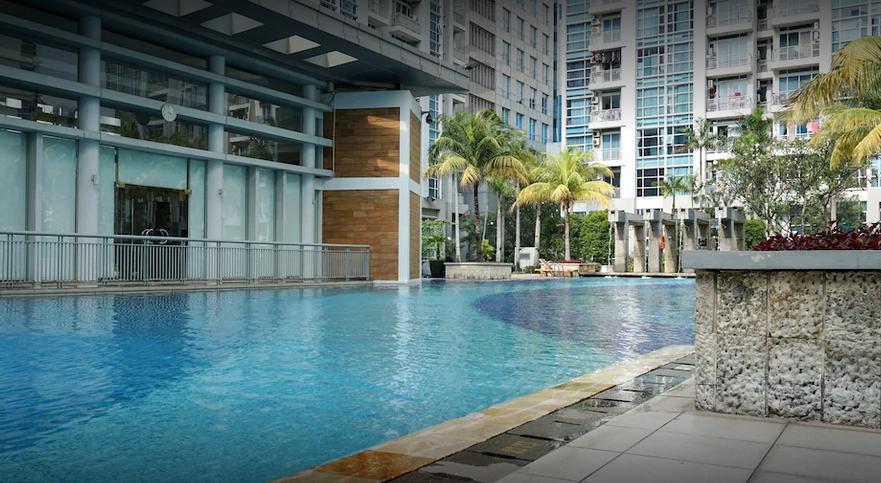 Apartemen Dekat Pusat Transportasi Umum, MRT dan Transjakarta, di Jakarta Utara: CBD Pluit