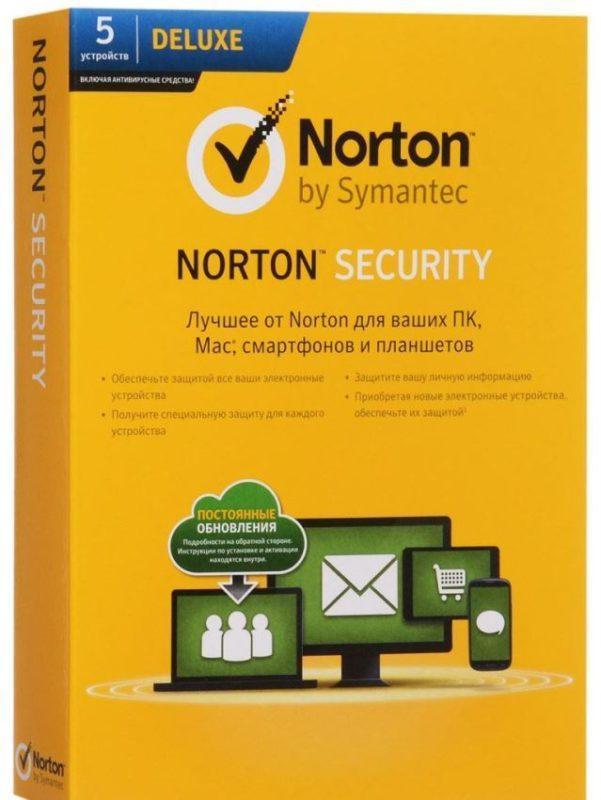 Norton Security Deluxe фото