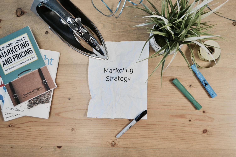 маркетинговой стратегии
